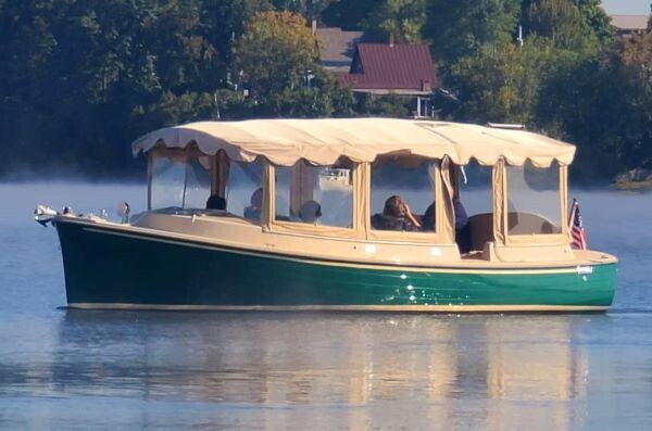New Electric-Powered Boat to Offer Cruises on Memphremagog for Vermonters Affected by Cancer