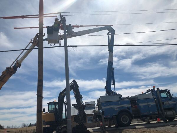 VEC Joins Electric Co-ops Across the Country to Recognize Lineworkers
